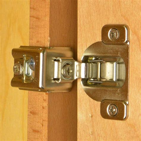 European Cabinet Hinges by Blum Compact 39c Frame Hinge Plate 1 3 8 Quot Overlay