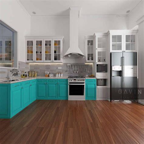 Lemari Finishing Duco desain 3 dimensi kitchen set finishing duco kitchen set