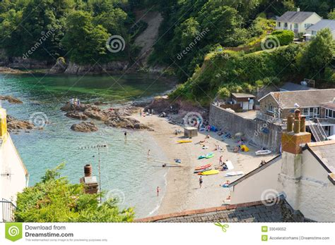 is plymouth in cornwall cawsand cornwall united kingdom on the rame