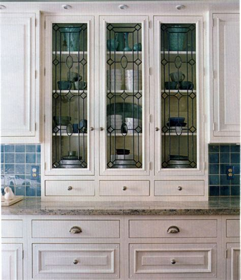 glass front kitchen cabinet 78 best leaded glass images on pinterest leaded glass