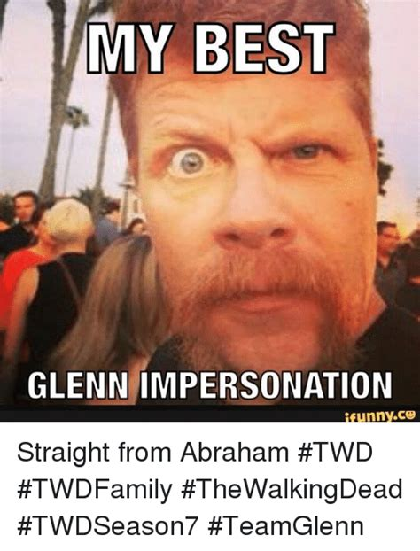 Ifunny Best Memes - my best glenn impersonation ifunny co straight from