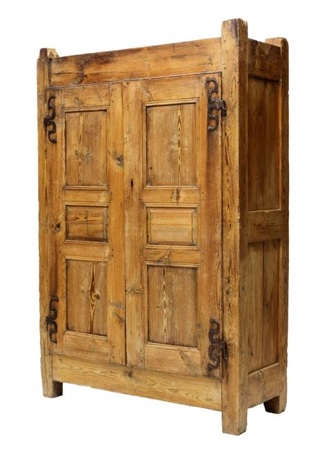 Mexican Pine Armoire by Antique Pine Armoire Mexico August Estates