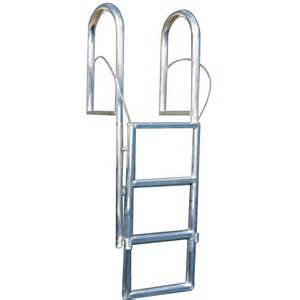 international dock 4 rung lift up dock ladder west marine