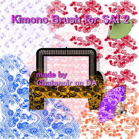 paint tool sai transparent kimono brush for sai 2 by chatenoir on deviantart