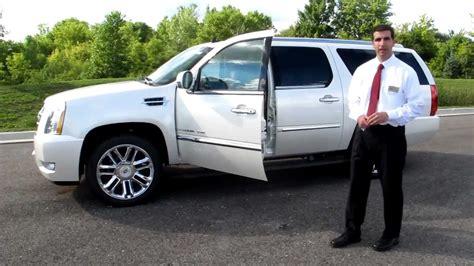 Motor Werks Cadillac by Cadillac Escalade Platinum Esv At Motor Werks Cadillac In