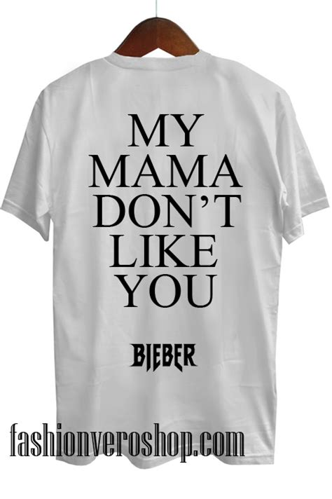 Justin Bieber My Dont Like You my don t like you bieber t shirt