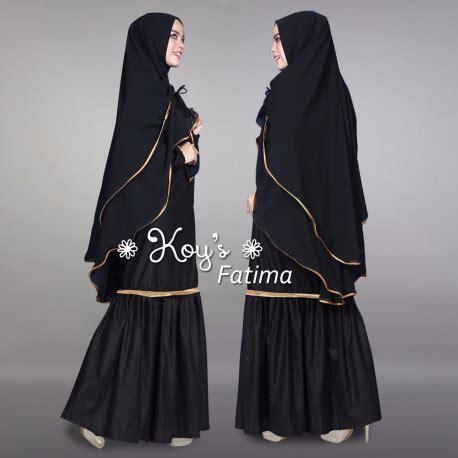 Pusat Grosir Baju Muslim Nariyah Syari Wolpeach busana muslim koys terbaru gamis terbaru pusat grosir baju muslim
