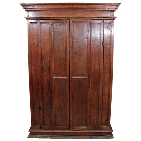 italian walnut armoire florence at 1stdibs