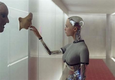 Define Ex Machina the 100 greatest movie robots of all time movies