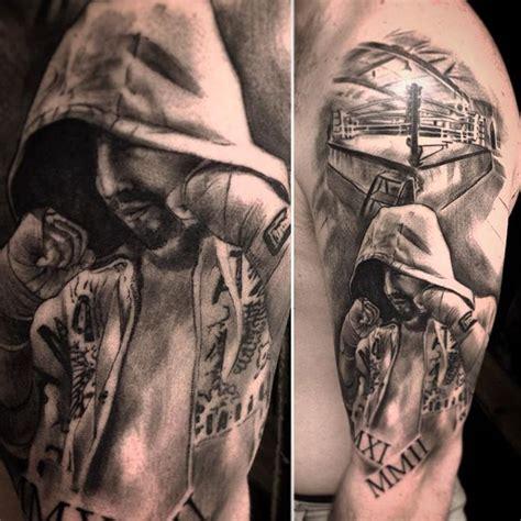 imagini pentru boxing tattoo sleeve g pinterest