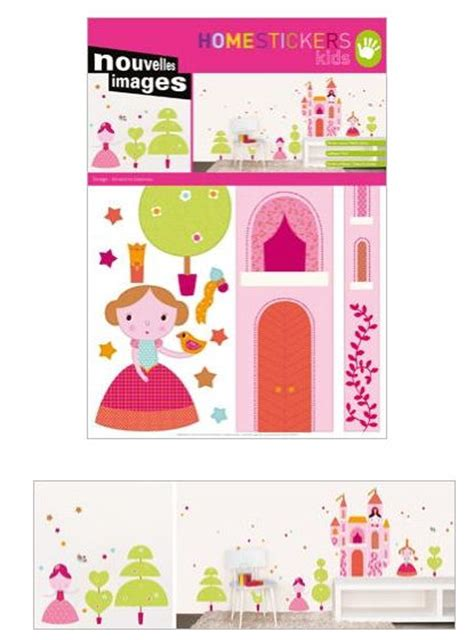 nouvelles images wall stickers nouvelles images princess wall stickers