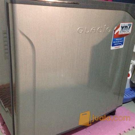 Kulkas Showcase Toshiba Glacio kulkas glacio toshiba mini malang jualo