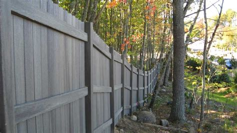 composite privacy fence gallery fence ideas composite