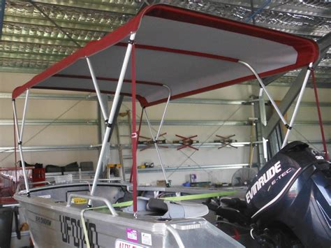 canopy in boat boat shade canopy rapid building solutions provides