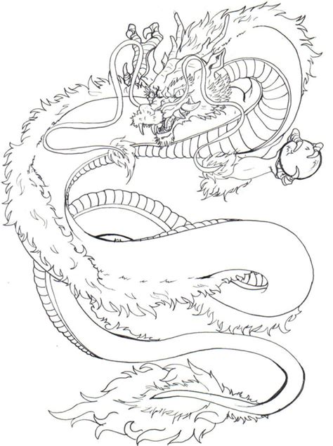 dragon tattoo outline designs the best japanese design
