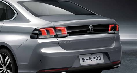 peugeot china image gallery peugeot 308 facelift