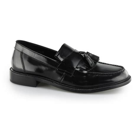 ikon tassel loafers ikon selecta ii mod tassel loafers black free uk