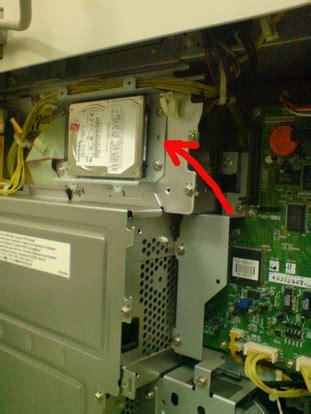 Hardisk Mesin Fotocopy cara mengatasi error e602 atau e677 mesin fotocopy canon mesin fotocopy