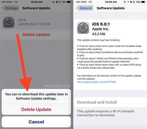 Iphone Update by Wrong Ios Version Showing Up In Software Update Here S