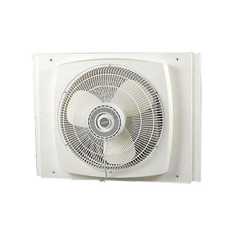 lasko 16 in electrically reversible window fan 2155a