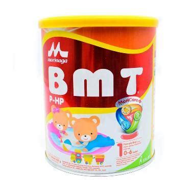 Morinaga Bmt Soya Tin 300 Gr jual formula bayi harga menarik blibli