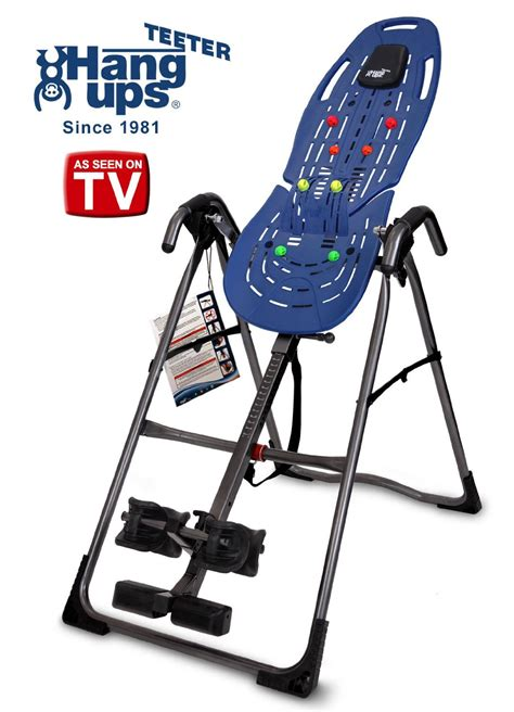 teeter hang ups fitness equipment review does it work