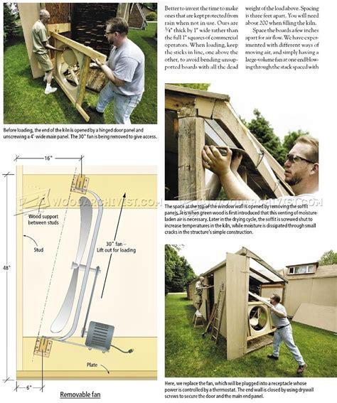 Solar Kiln Plans ? WoodArchivist