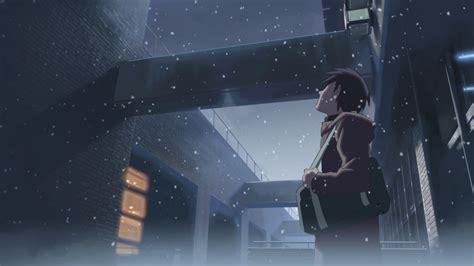 centimeters per second asperjosh 5 centimeters per second anime review