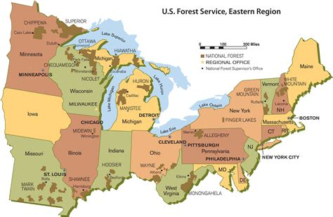 forest service region map atkinson named regional forester for u s forest service