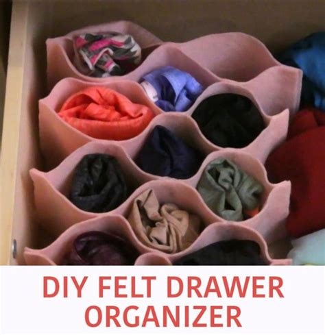 diy drawer organizer nifty most of people making drawer organisers together