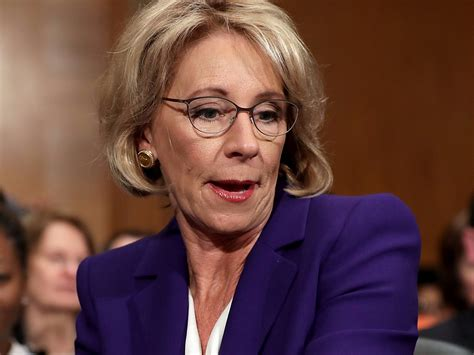 betsy devos contact wellcome to the trump error a back to school guest