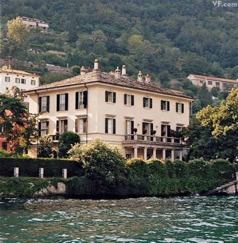 george clooney homes george clooney s lake como home superb sites pinterest