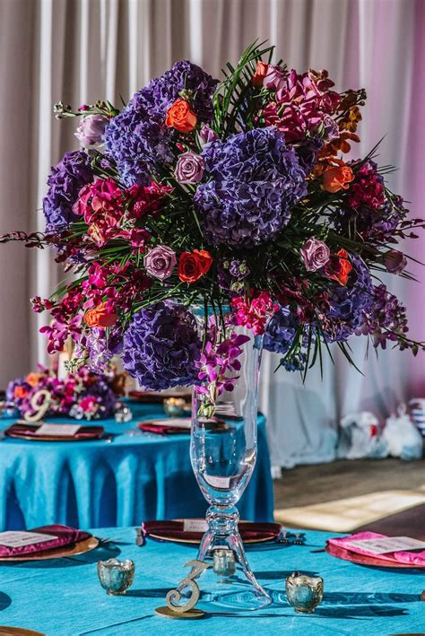 purple and turquoise wedding centerpieces turquoise and purple wedding centerpieces www imgkid