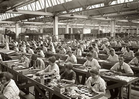 Industrial Revolution The working conditions in the industrial revolution history