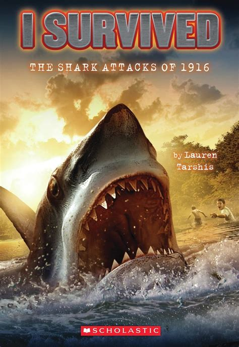 how i survived my year with chickens books i survived the shark attacks of 1916 by tarshis
