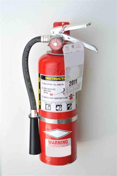 Tabung Kebakaran Penempatan Tabung Pemadam Kebakaran Yang Benar