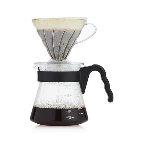 V60 Coffee hario pour kit images