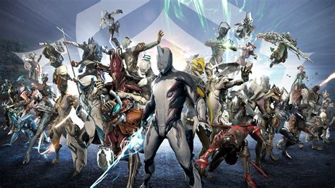 Warframe Surpasses 38 Million Registered Users as its Five