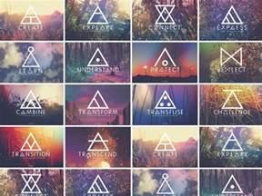 25 best triangle tattoo meanings ideas on pinterest