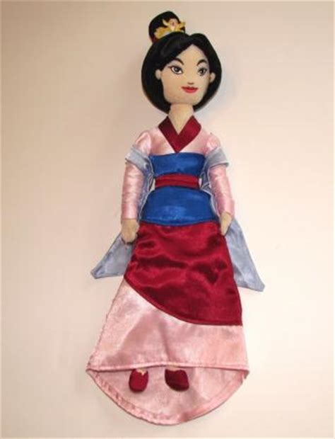 rag doll from mulan disney princess mulan doll car interior design