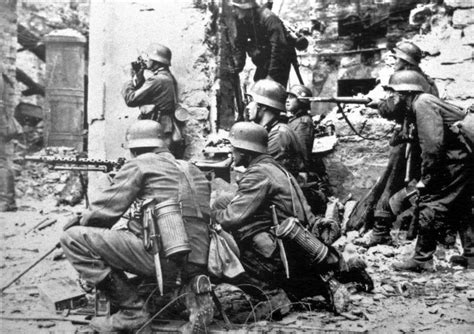 Ww2 German Soldiers Fighting | german soldiers in street fighting in tallinn estonia