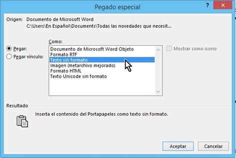 copiar varias imagenes word c 243 mo copiar pegar y usar pegado especial en word tecnicomo