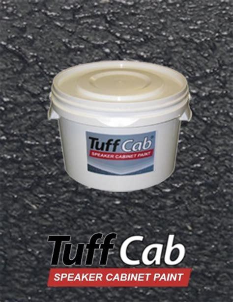 Speaker Cabinet Texture Paint by Tuff Cab Speaker Cabinet Paint Black 2 5kg 163 25 50 In