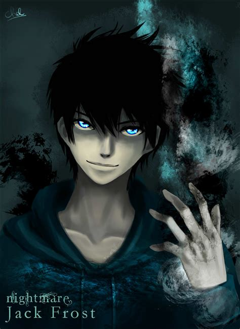 jack frost imagines jack nightmare zerochan anime image board