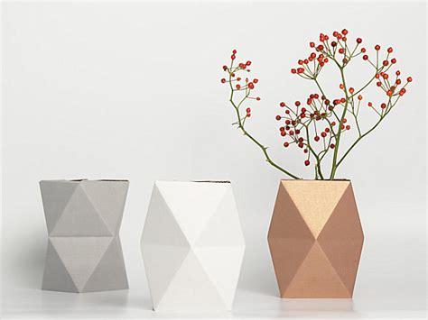 Geometric Vase by Design Trend Spotlight Geometric Forms