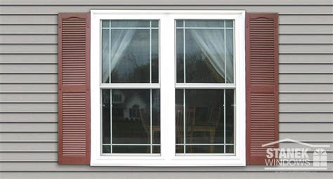 Praire Style Homes Double Hung Windows Photo Gallery Stanek Windows Ideas