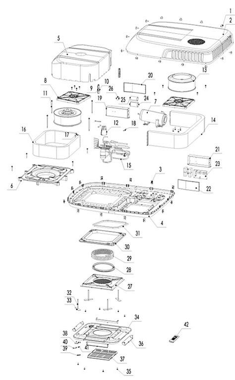 caravansplus spare parts diagram aircommand ibis mk