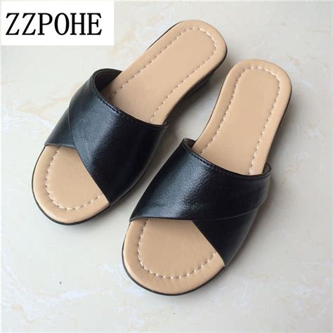 slippers with bottoms zzpohe 2017 summer fashion shoes soft bottom