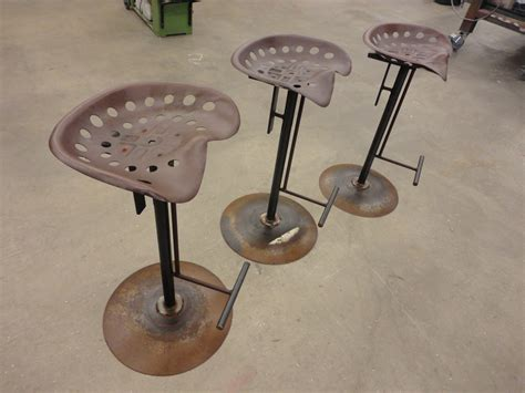 Tractor Seat Bar Stool Items Similar To Tractor Seat Bar Stool On Etsy