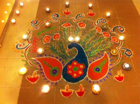 rangoli designs for diwali 2017 happy diwali rangoli designs peacock patterns